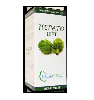Integratore alimentare dietnatural hepato